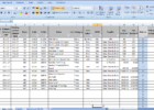 how to create an inventory spreadsheet on google docs