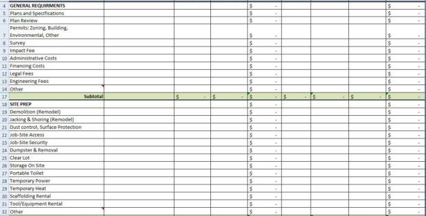 how to make a budget spreadsheet in google docs natural buff dog. Black Bedroom Furniture Sets. Home Design Ideas