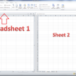 how to make spreadsheet in excel