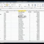 how to share excel file for multiple users 2007