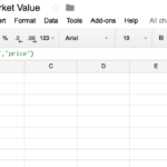 how to use excel in google docs