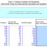 medical expense tracker spreadsheet