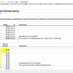 Download Real Estate Investment Spreadsheet Template Free