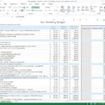 Free Wedding Invite Spreadsheet Templates