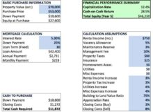 Free real estate agent expense tracking spreadsheet