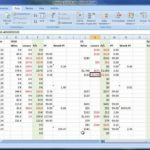 Templates Stock Fundamental Analysis Spreadsheet