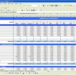 Travel Spreadsheet Excel Templates Free Download
