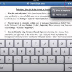 best spreadsheet app for ipad