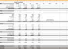 excel spreadsheet for monthly business expenses