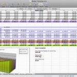 free Zero Based Budget Spreadsheet Dave Ramsey