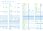 free templates Zero Based Budget Spreadsheet Dave Ramsey