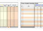 product feature comparison template excel