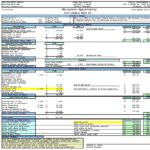 real estate agent accounting spreadsheet