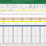real estate investment spreadsheet template