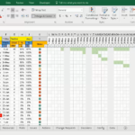 resource allocation template excel