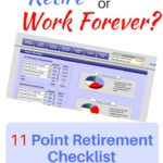 retirement planning worksheet pdf