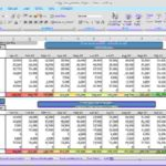 sample spreadsheet for monthly expenses