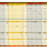 social media calendar template download