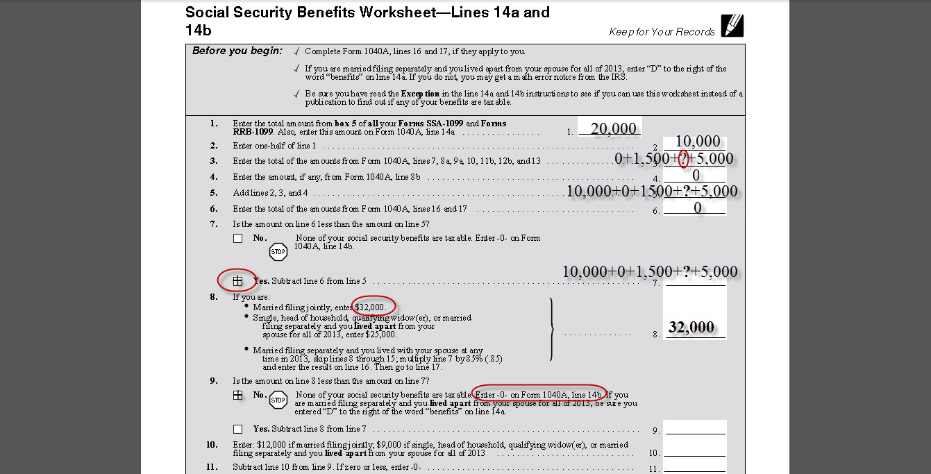 How Are Social Security Benefits Taxed? | US Tax Center