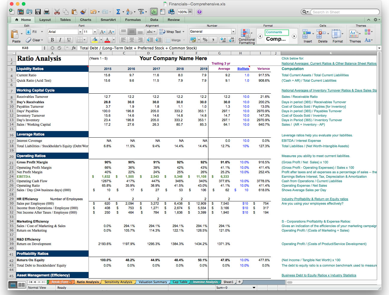 Templates Spreadsheet Examples For Small Business Natural Buff Dog