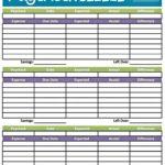 Dave Ramsey Budget Spreadsheet Excel 16