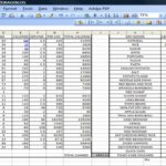 Free calorie counter spreadsheet templates