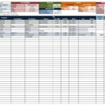 Vehicle Maintenance Spreadsheet