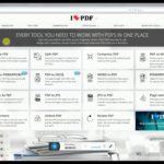 convert pdf to excel free