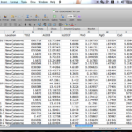 free download xcel spreadsheet