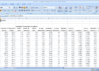 free software xcel spreadsheet