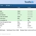 free task tracker spreadsheet