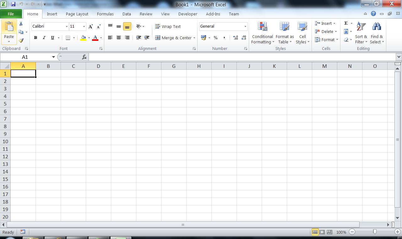 free xcel spreadsheet
