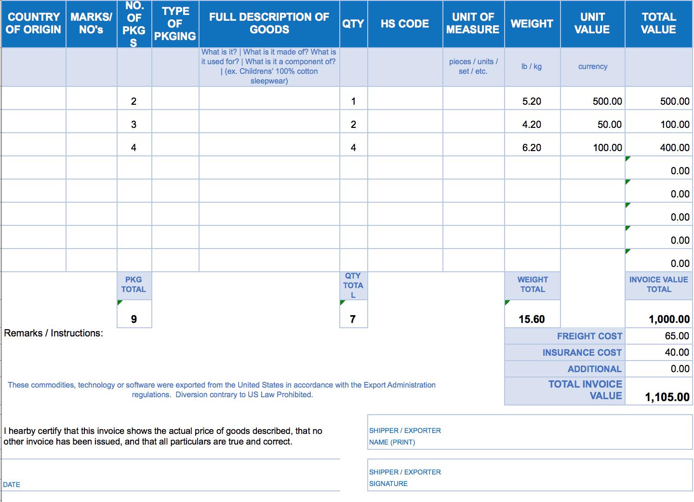 household bills spreadsheet template