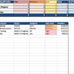 manufacturing capacity planning excel