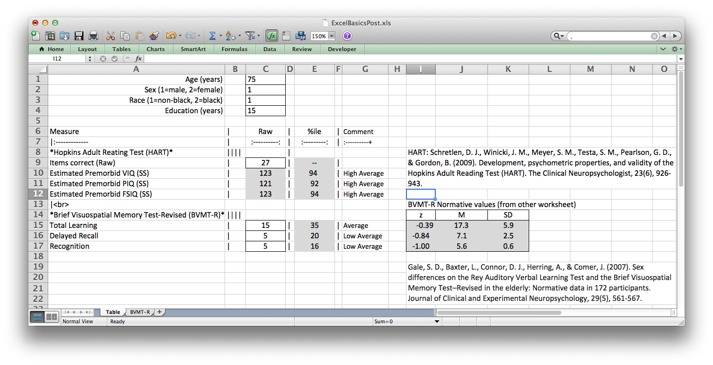 excel formula for percentage discount