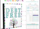 free debt tracker spreadsheet templates download