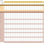 income analysis worksheet