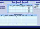 Farm Record Keeping Spreadsheets