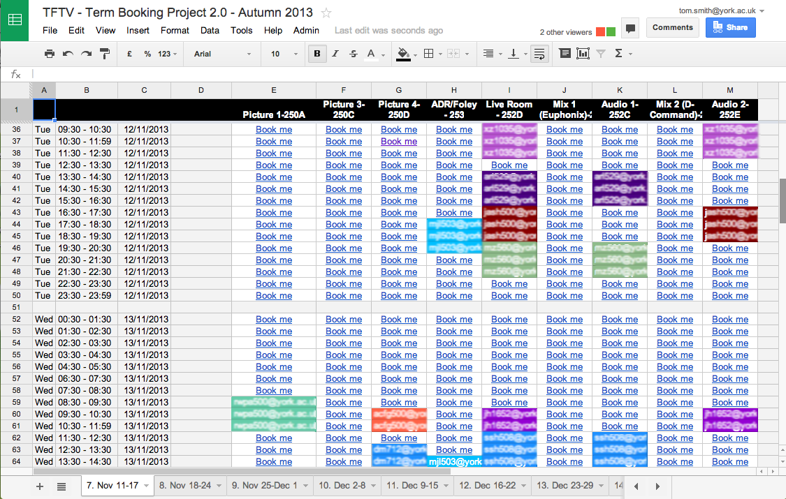 free spreadsheet apps for mac