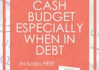 get out of debt plan spreadsheet