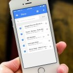 free templates google docs on iphone