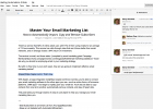 google docs online documents spreadsheets presentations free