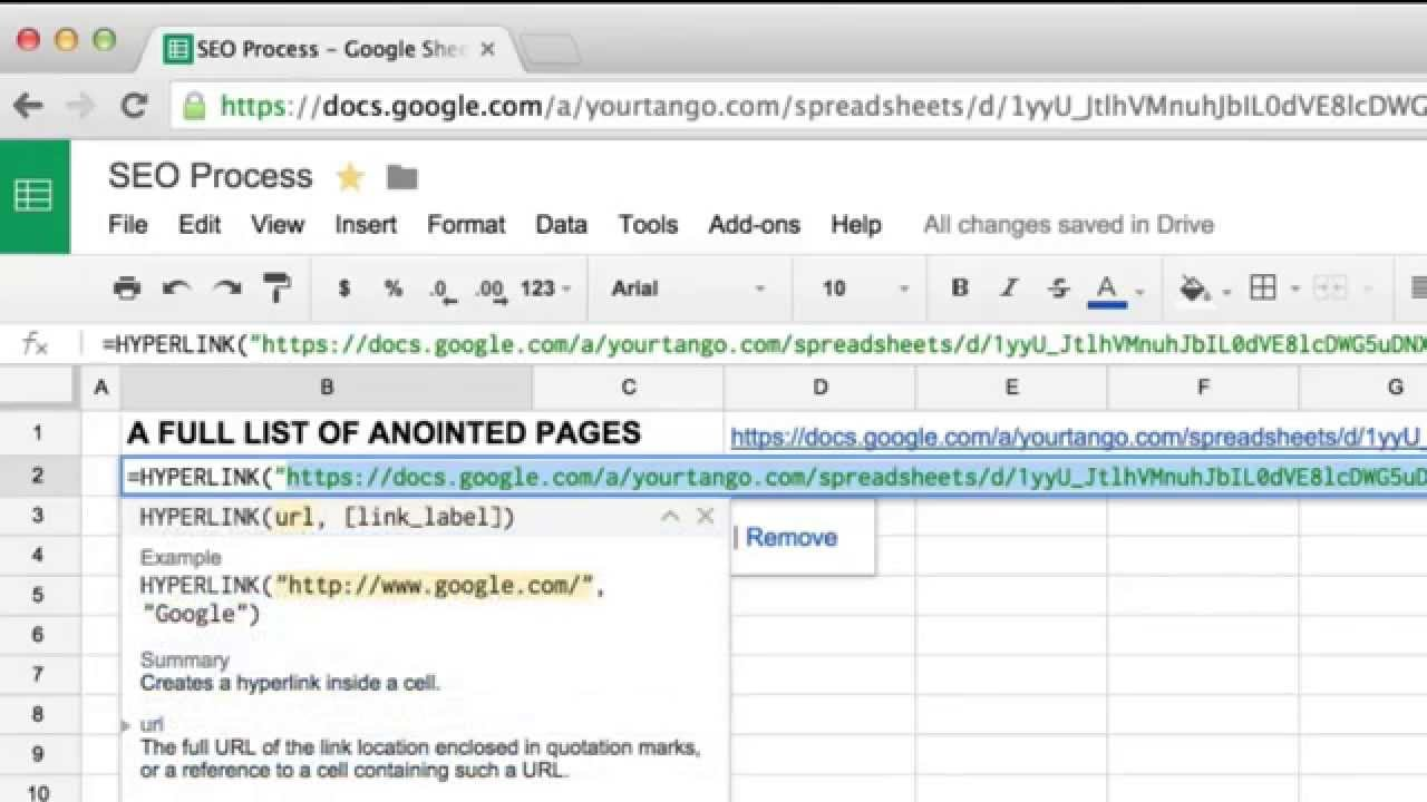 google docs spreadsheet templates