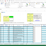 interactive excel spreadsheet online free
