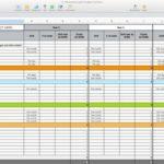 budget spreadsheet ipad