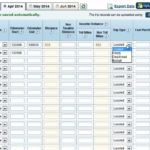 Sales Tracking Spreadsheet Excel And Production Tracking Spreadsheet Template