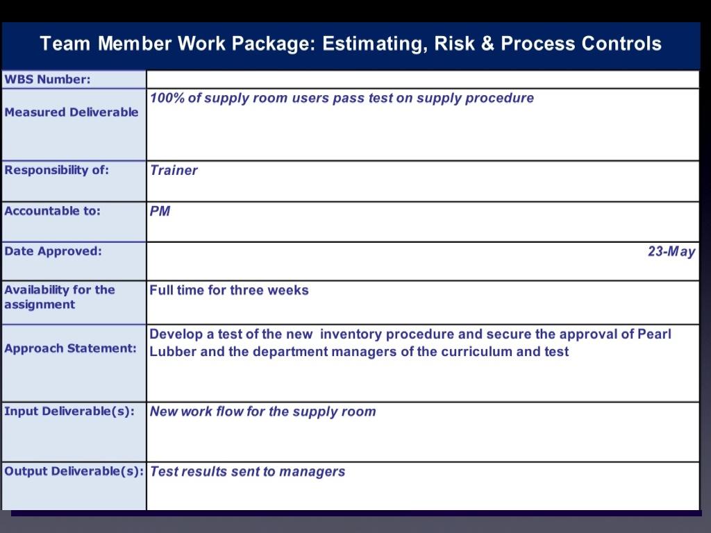 Task Management Template Excel