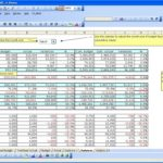 Accounting Sheets For Small Business
