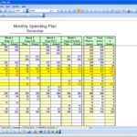 Beautiful Excel Spreadsheets