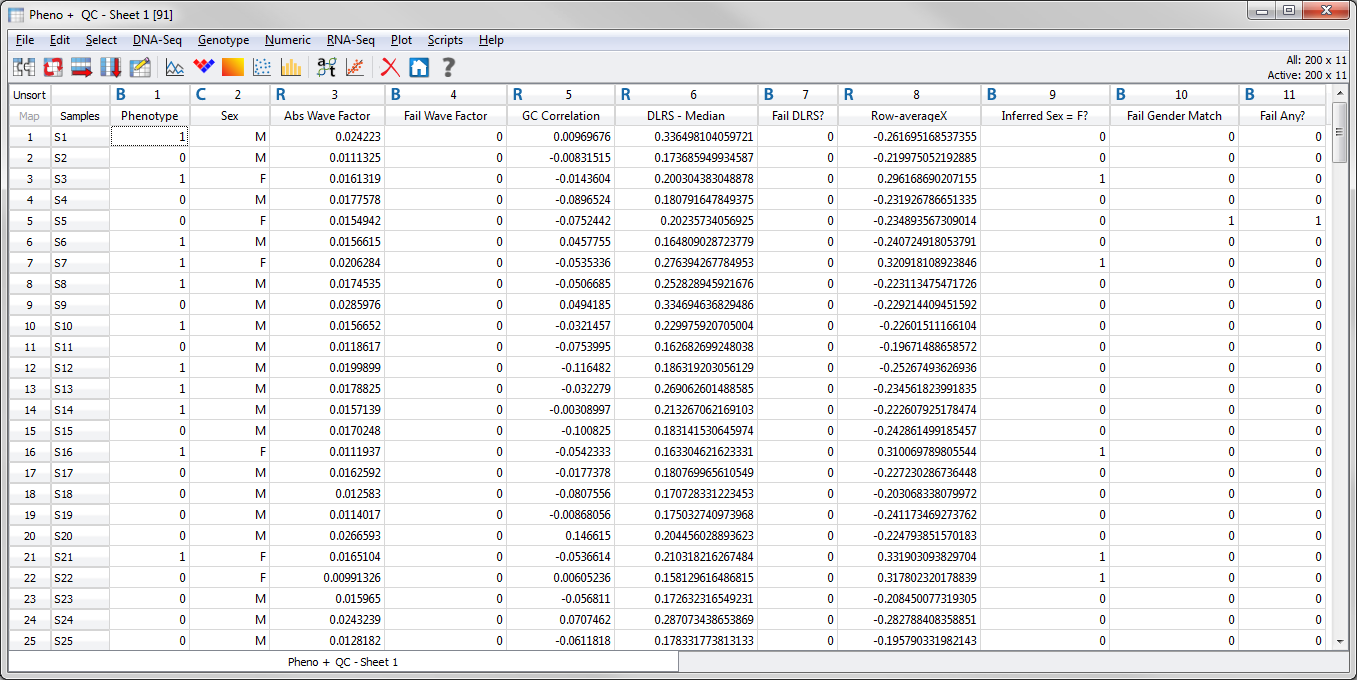 Components Of Spreadsheet In Excel